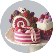 Текстильные десерты