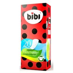 BiBi Ежедневные прокладки Panty Normal 20 шт - фото 12650