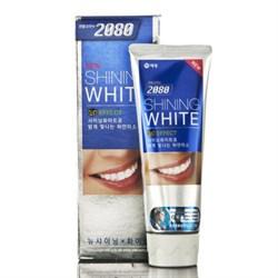 KeraSys Зубная паста Сияющая белизна отбеливающая 100 г - фото 15417
