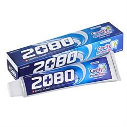 KeraSys Зубная паста Натуральная мята 120 г - фото 15421