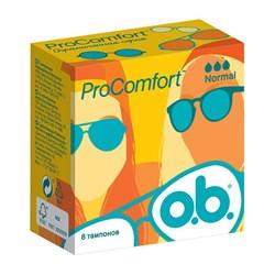 o.b. Тампоны ProComfort Normal 8 шт - фото 15759