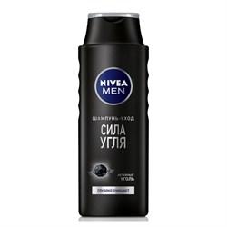 Nivea Шампунь Сила угля мужской 250 мл - фото 16094
