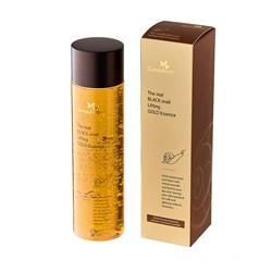 Sinabro Эссенция золотая для лица  с лифтинг-эффектом   с экстрактом черной улитки 250 мл - фото 16612