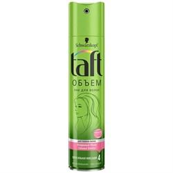Taft Лак для волос Объем для тонких волос сверхсильная фиксация 225 мл - фото 17351