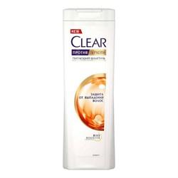 Clear Vita Abe Шампунь против перхоти Защита от выпадения для ослабленных волос 200 мл - фото 17820