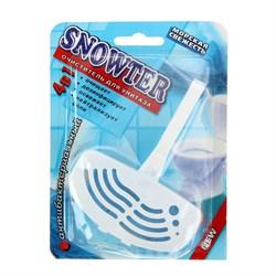 Snowter Очиститель для унитаза Морская свежесть на блистере 40 г - фото 5199