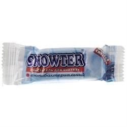 Snowter Запасной блок для очистителя унитаза Морская свежесть 40 г - фото 5202