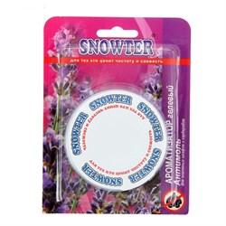 Snowter Гелевый ароматизатор воздуха Лаванда-антимоль 50 г - фото 5206