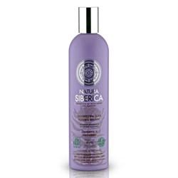 Шампунь для сухих волос Защита и питание Natura Siberica 400 мл - фото 5388