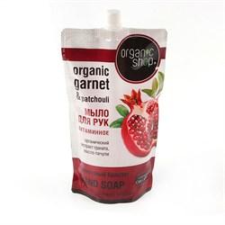 Organic Shop Мыло жидкое Гранатовый браслет Дой-пак 500 мл - фото 5768