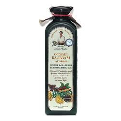Рецепты бабушки Агафьи Бальзам Агафьи Особый против выпадения и ломкости волос - фото 5856