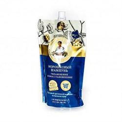Рецепты Бабушки Агафьи на 5 соках Шампунь для волос морошковый Увлажнение и восстановление дой-пак - фото 5961