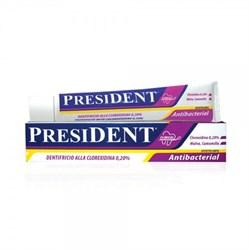 Зубная паста PresiDENT Antibacterial 75 мл - фото 6400