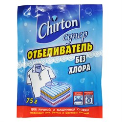 Chirton Отбеливающий порошок 75 г - фото 6456