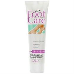 Белита Foot care Гель-бальзам охлаждающий для горящих ног 100 мл - фото 6778