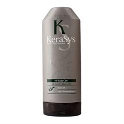 KeraSys Шампунь для лечения жирной кожи головы Освежающий 180 г - фото 6972