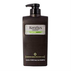 KeraSys Мужской шампунь для лечения кожи головы 550 г - фото 6977