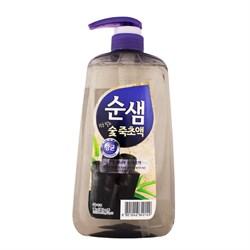KeraSys Средство для мытья посуды Бамбуковый уголь 1 л - фото 6997