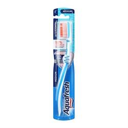 Aquafresh Зубная щетка Interdental средней жесткости - фото 7338