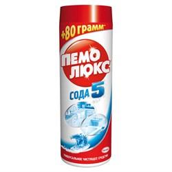 Пемолюкс Чистящее средство Морской бриз Сода 5 Эффект 480 г - фото 7527