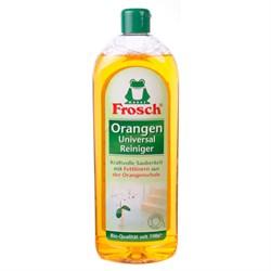 Frosch Универсальный очиститель Апельсин 750 мл - фото 7755