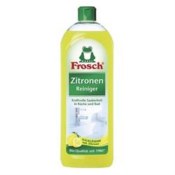 Frosch Универсальный очиститель Лимон 750 мл - фото 7756