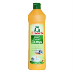 Frosch Чистящее молочко Апельсин 500 мл - фото 7757