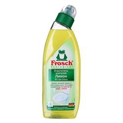 Frosch Очиститель унитазов Лимон 750 мл - фото 7767