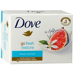 Dove Крем-мыло Инжир и лепестки апельсина 135 г - фото 8047