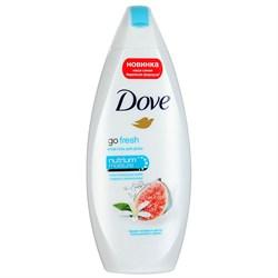 Dove Крем-гель для душа Инжир и лепестки апельсина 250 мл - фото 8056