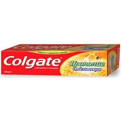 Colgate Зубная паста Прополис Отбеливающая 100 мл - фото 8453
