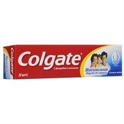 Colgate Зубная паста Максимальная защита от кариеса Свежая мята 50 мл - фото 8454