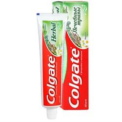Colgate Зубная паста Лечебные травы 100 мл - фото 8471