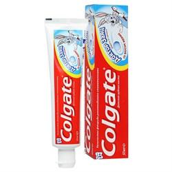 Colgate Зубная паста Доктор Заяц вкус Жвачки 50 мл - фото 8475