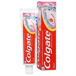 Colgate Зубная паста Доктор Заяц вкус Клубники 50 мл - фото 8476