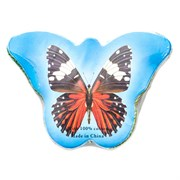 Nature's Intent Прессованное полотенце Бабочка 26*50см, 100% хлопок