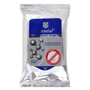 Premial Влажные салфетки антибактериальные Серебряная защита 15 шт