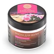 Натура Камчатка Маска для волос Царский элексир Ослепительный блеск и густота волос Natura Siberica 300 мл
