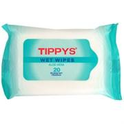 Tippys Влажные салфетки 20 шт