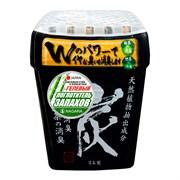 Nagara Поглотитель запахов гелевый с бамбуковым углем и зеленым чаем 320 г