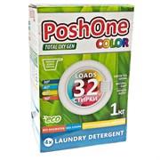 Posh One Стиральный порошок для цветного белья 1 кг