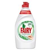 Fairy Жидкость для мытья посуды Нежные руки с чайным деревом и мятой 500 мл