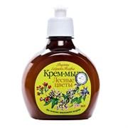 Рецепты бабушки Агафьи Крем-мыло Лесные цветы  300 мл