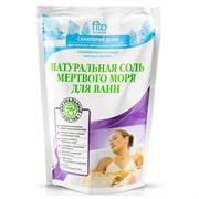 Фитокосметик Соль для ванн Натуральная мертвого моря 500 г