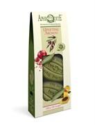 Aphrodite Набор мыла оливкового Бодрящие ароматы. 2 куска: с гранатом  с манго и папайей  170 гр