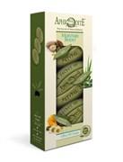 Aphrodite Набор мыла оливкового Интенсивное увлажнение. 3 куска: с арганой с алоэ вера с ромашкой и календулой  255 гр