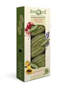 Aphrodite Набор мыла оливкового Бодрящие ароматы. 3  куска: с гранатом лавандой с манго и папайей  255 гр