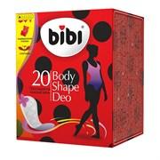 BiBi Ежедневные прокладки Body Shape Deo 20 шт