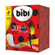 BiBi Ежедневные прокладки Body Shape 20 шт