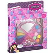 Подарочный набор для девочек Косметичка-долька Bondibon EvaModa
